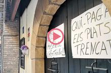 ⏯️ Resignació i indignació entre els restauradors en la primera jornada de tancament