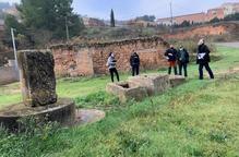 Els Torms inicia les obres de recuperació de la bassa nova i el pou de la Vila