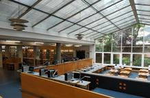 Dos biblioteques de la UdL mantenen l'activitat fins a l'agost