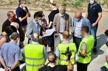 La xarxa de fibra òptica de la Generalitat arribarà al 57% del Pla d'Urgell i les Garrigues aquest estiu