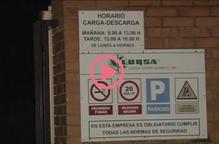 Un treballador ferit en una explosió a  Monoliu de Lleida