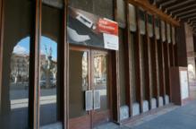"""Caixer """"La Caixa"""" tancat a Balaguer"""