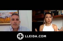 """Jorge Soler: """"La pandèmia ha constatat que no tenim el millor sistema sanitari del món"""""""
