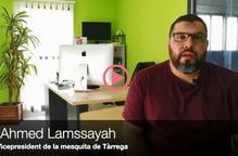 ⏯️ La comunitat musulmana de Tàrrega divulga vídeos en àrab i amazic amb recomanacions sanitàries