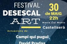 Castellserà celebra aquest cap de setmana el Festival Desescal-ART