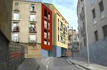 L'Ajuntament de Lleida habilita 39 places en el centre obert del carrer Companyia com a refugi nocturn d'acollida
