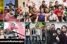 Concerts de Festa Major!