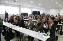 Una de les xerrades del Congrés de fires a les Borges Blanques / SEGRE