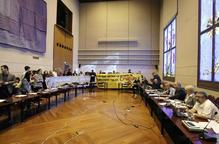 La reunió anterior del consell de govern de la UdL