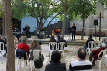 Tàrrega obre el Correllengua amb una lectura de textos de Pere Calders i un concert dels Xicots de l'Esplai