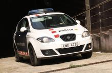 Els Mossos d'Esquadra detenen dos homes a Mollerussa per robar a l'interior de dos vehicles