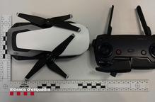 Denunciat per fer volar un dron prop de l'aeroport d'Alguaire