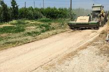 Tornabous millora els camins rurals i recupera el Parc del Reguer