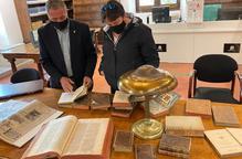 Una donació anònima permet a l'IEI recuperar llibres dels segles XVIII i XIX
