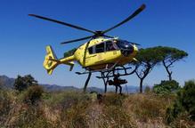 Els Bombers busquen un boletaire de 68 anys perdut a Gavet de la Conca