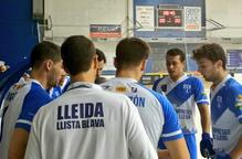 #SentènciaProcés: Tècnic i jugadors del Lleida Llista Blava rebutgen la reacció del club a la sentència