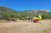 Mor un excursionista en una caiguda de 200 metres a Alins
