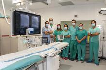 L'Arnau de Vilanova estrena la nova sala d'hemodinàmica