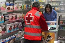 Farmàcies i Creu Roja facilitaran l'entrega de medicaments a domicili a pacients vulnerables