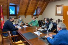 """L'Aran reclama al Govern """"coordinació i consens"""" en la reobertura d'activitats per a la temporada d'hivern"""