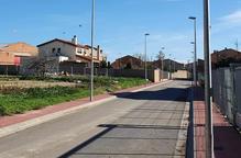 Vila-sana renova amb LED l'enllumenat del nucli urbà i del polígon