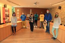 L'Alta Ribagorça reconeix els i les joves emprenedores de la comarca