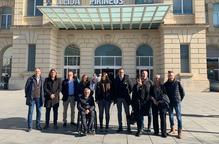 Ofensiva de JxCat a Madrid perquè l'AVLO tingui parada a Lleida
