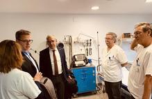 Un ajut de la Diputació de Lleida permetrà renovar els equipaments de l'Espitau d'Aran