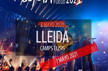 Estopa ajorna al 2021 el seu concert de la gira 'Fuego' a Lleida