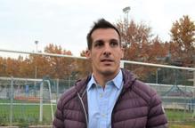 Xavier Estrada, el millor àrbitre del futbol català