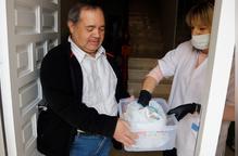 Mollerussa serveix àpats a domicili per a gent vulnerable