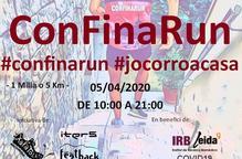 ConFinaRun, una cursa solidària contra el coronavirus