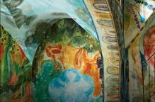 L'església de Saurí s'omple de color