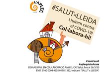 """La Fecoll obre la recaptació """"SALUT x LLEIDA"""" per lluitar contra el COVID19"""