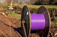 La xarxa de fibra òptica del Govern cobrirà el 90% de la població de Catalunya al 2021