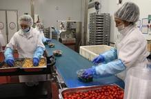 Empreses alimentàries de Lleida s'adapten per garantir la seguretat dels seus professionals i productes