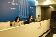 El Govern alerta sobre l'increment de l'afectació del Covid-19 entre el col·lectiu de joves