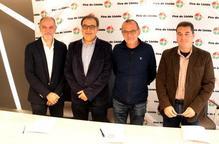 El enginyers renoven la col·laboració amb Fira de Lleida per al Premi a la innovació tecnològica de Sant Miquel
