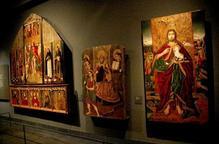 L'Aragó reclama l'execució provisional del lliurament d'obres de la Franja del Museu de Lleida