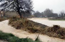 Cervera activa el Pla Inuncat en fase d'alerta pel desbordament del Sió i la crescuda del cabal del riu Ondara