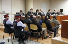 Fiscalia demana fins a 27 anys de presó per la majoria d'acusats de robar traficants a Lleida