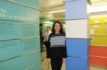 L'art de Lara Costafreda transforma el Servei d'Oncologia Radioteràpica de l'Arnau de Vilanova