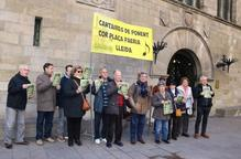 Els cantaires de la plaça Paeria entonaran les seves cançons a Perpinyà i la presó de Puig de les Basses