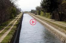 ⏯️ Les obres de modernització del Canal d'Urgell es preveuen pel 2022