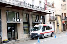 Traslladen a l'Hotel Segle XX de Tremp 4 pacients de l'Hospital del Pallars per acabar-se de recuperar del covid-19