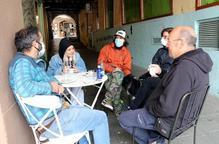 ⏯️ Obertura a mig gas de les terrasses a la capital del Pallars Sobirà
