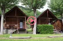 Arxiu bungalous càmping Guingueta d'Àneu Pallars Sobirà