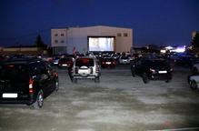 L'auto cinema de Golmés torna a esgotar les entrades per aquest dissabte