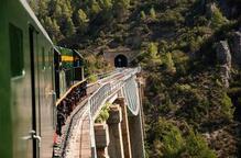El Tren dels Llacs inicia el seu servei a principis de juliol