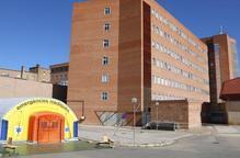 Els ingressos per covid-19 als hospitals de la Regió Sanitària de Lleida arriben a 84